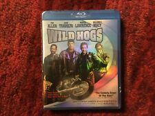 Wild Hogs with Tim Allen & Martin Lawrence : New Blu-ray
