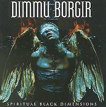 Spiritual Black Dimensions von Dimmu Borgir | CD | Zustand gut
