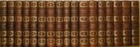 LEATHER Set;Works GEORGE BERNARD SHAW! ANTIQUARIAN LEATHERBOUND 1909 shakespeare
