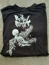 Bestial Raids Official Short Sleeve Shirt Size L