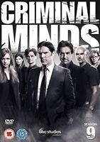 Criminal Minds - Season 9 [DVD][Region 2]