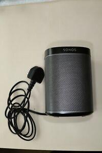 Sonos Play:1 Compact Wireless Smart Speaker - Black