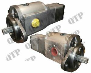 5S2/40050 Fits JCB Hydraulic Pump Fits JCB Fastrac Double Gear Fastrac 100