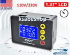 AC 110-220V Timer Relay Microcomputer Time Controller Delay Relay Module 1.37