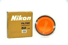FILTRO ARANCIO NIKON 52 mm