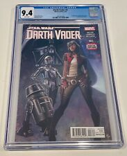 Star Wars Darth Vader Marvel Comic #3 CGC 9.4 1st Appearance Doctor Chelli Aphra