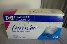 NEW Genuine HP 75A 92275A LaserJet IIP IIP Plus IIIP Black Ink Toner Cartridge