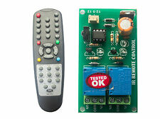 Wireless InfraRed IR Remote Control 2 channel Board Home & industrial Automation