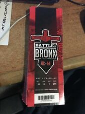 2017 MARYLAND TERRAPINS VS RUTGERS FOOTBALL TICKET STUB 11/4 YANKEE STADIUM