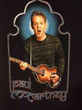 Paul McCartney Tour T Shirt 2002 Large