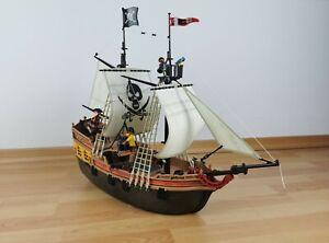 Playmobil 5135 Piratenschiff Ersatzteil Ankerwinde Rot