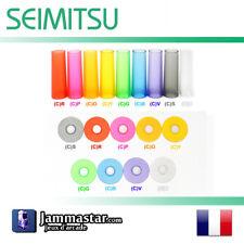 Seimitsu Translucent Dustwasher & Shaft Cover - Couvre Tige Protection Joystick