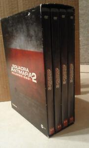 DVD-SERIE TV-SQUADRA ANTIMAFIA PALERMO OGGI-STAGIONE 2-COFANETTO 4 DVD-EDIT