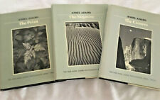 The New Ansel Adams Photography Series (3 Volumes) Hardcover