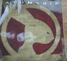 Pack of 3 Atomship promo stickers (2004)