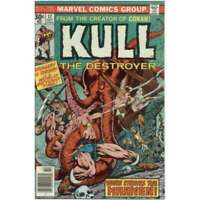 Kull the Conqueror (1971 series) #17 in VF + condition. Marvel comics [*6g]