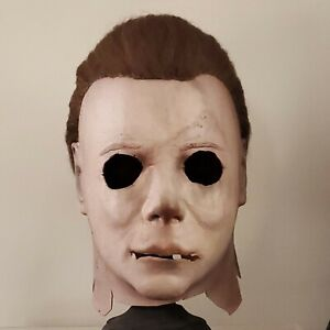 🎃🔪MICHAEL MYERS Current state 🔪Halloween Mask🔪 TOTS Kirk Conv. Rehaul🔪🎃