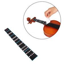 4/4 Violin Fiddle Finger Fingerboard Sticker Label Note Guide Fretboard Marker