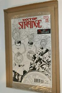 DOCTOR STRANGE #11 B & W COMIC BOOK GAMESTOP POWER UP REWARDS EXCLUSIVE NEW