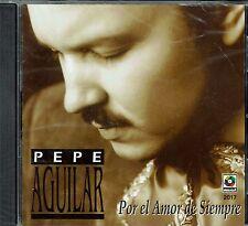 Pepe Aguilar Por  El Amor de Siempre     BRAND NEW  FACTORY SEALED CD