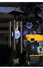 Gardman Solar Jardín de luz Windchime Cambio de Color Cole & Bright 18356