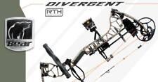 Bear Archery Divergent Right Hand 70# RTH Kanati Camo