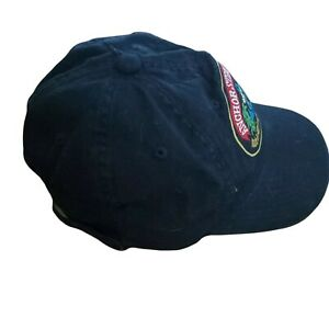 Anchor Steam Beer Hat American Needle Embroidered Baseball Cap Black Adjustable