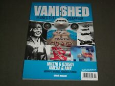 2015 WP MYSTERY SERIES VANISHED PLANES THAT DISAPPEAR MAGAZINE - K 899