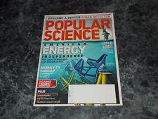 Popular Science Magazine June 2013 Jaguar's 495HP Monster