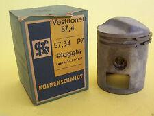 Piston Kit for PIAGGIO Vespa 150 till 1957 (57.4mm) Oversize by Kolbenschmidt