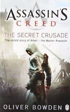 BOOK-Assassin's Creed: The Secret Crusade,Oliver Bowden