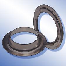 Eisen-verzinkt Ösen 20mm 100 X Rundösen 36mm 25mm 14mm 10mm 40mm