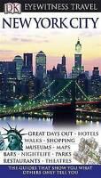 DK Eyewitness Travel Guide: New York City by Dorling Kindersley Ltd...