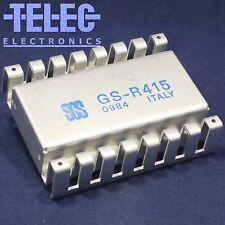 1 PC. SGS GS-R415 Single Output Switching Regulator