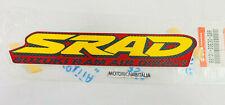 Suzuki moto GSX R 750 68131-33E30-G8R adesivo carena codino fairing sticker SRAD