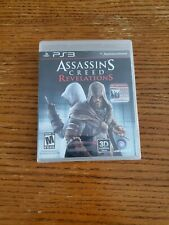 Assassin's Creed: Revelations (Playstation 3 / PS3) - Brand New / Sealed
