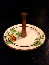 Vintage Stangl Potter Golden Grape Plate Server