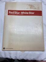 Vintage Red Star/White Star  SPI  Simulation Combat Board Game  1979 (White Box)