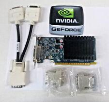 PCIe x16 SFF Dual Display Nvidia GeForce 8400GS 1GB DDR3 DVI VGA PNY
