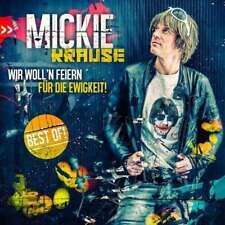 MICKIE KRAUSE  Wir Woll'n Feiern Für Die Ewigkeit Best Of  CD NEU & OVP 10.08.18