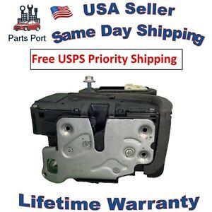 Power Door Lock Actuator  for15-20 Cadillac Chevrolet GMC Front Right /Passenger