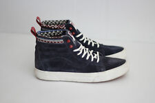 Vans Scotchgard Winter Sk-8 Hi MTE Sneaker - Navy Blue - Mens 8.5US  (B77)