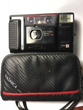 Kyocera Yashica T AF Carl Ziess T* Tessar F3.5 35mm Very Clean And Tested V1