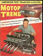 Motor Trend Magazine June 1956 Thunderbird VG No ML 030117nonjhe