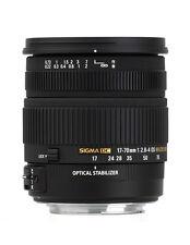 Sigma Kamera-Objektive mit 17-70mm Brennweite