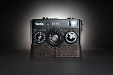 Real Leather Half Camera Case Bag Cover for Rollei 35 35S 35TE 35SE 35 Classic