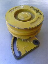 Caterpillar idler pulley assembly 2W3181 old stock item.