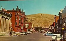 Anaconda, Montana - Downtown 1950s