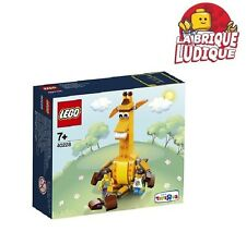 Lego - boite Toy's Rus Girafe Geoffrey & Friends rare collector 40228 NEUF