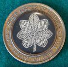 Vintage LTC Lt Col CDR Army USN USAF USMC Promotion Bronze Challenge Coin 39mm